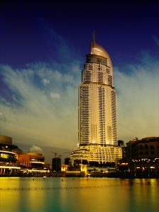 The Address Hotel - Burj Dubai