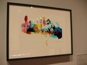 50x35cm Abstract art- 1000$