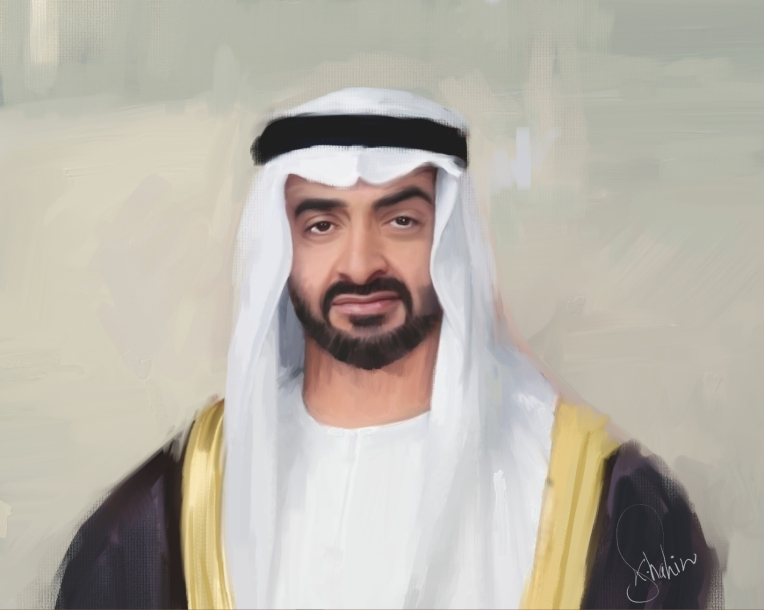 His Highness General Sheikh Mohammed bin Zayed Al Nahyan, Crown Prince of Abu Dhabi