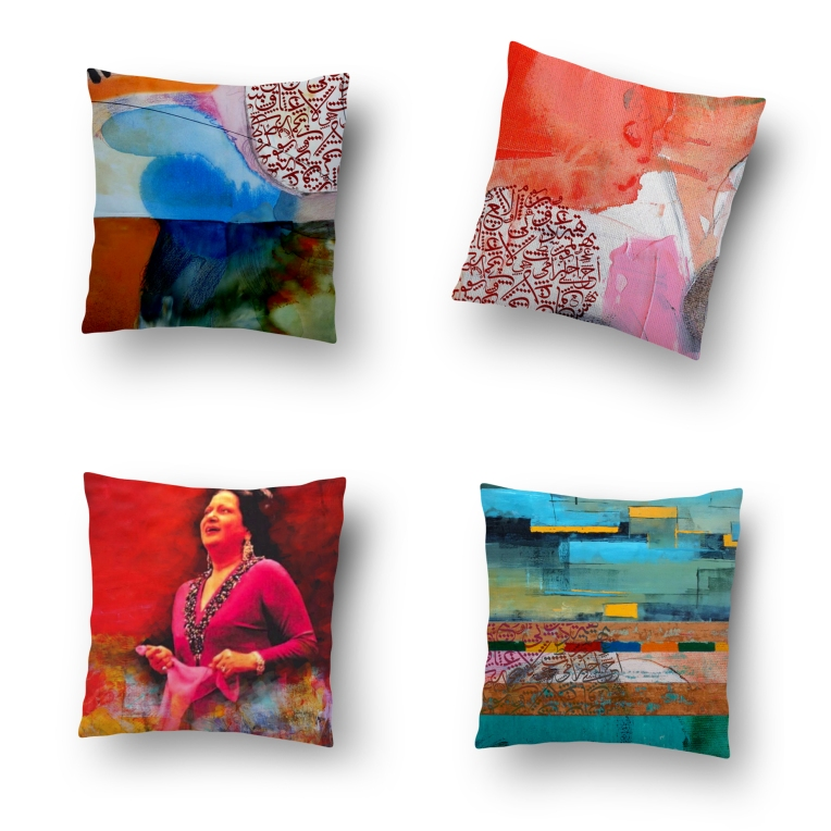 New pillow design collection - 2016