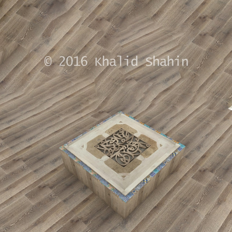 coffee table conceptual design