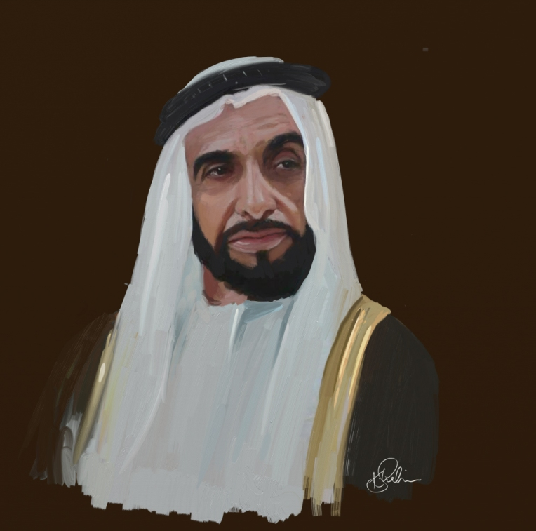 HHS Zayed bin Sultan Al Nahyan