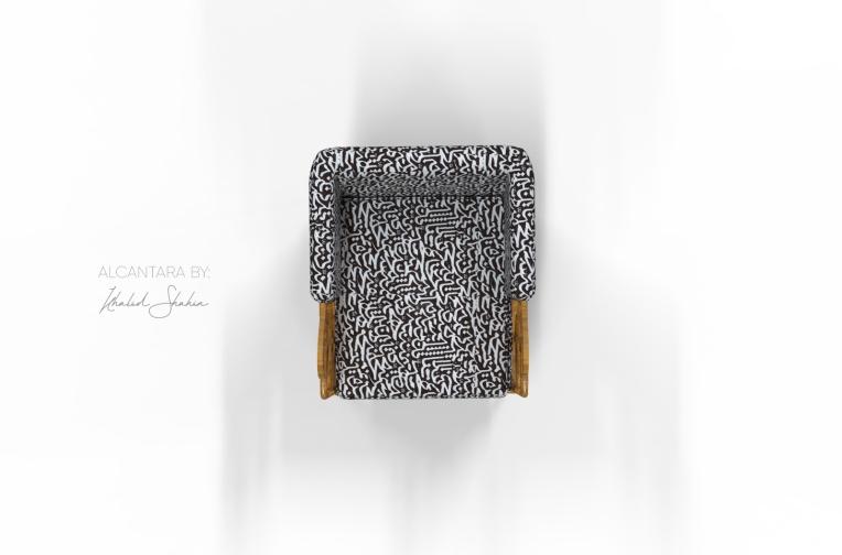 Alcantara by Khalid Shahin